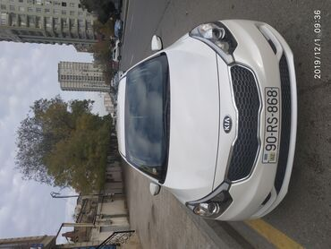 Kia Azərbaycanda: Kia Cerato 1.6 l. 2013   15000 km