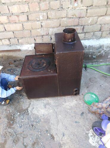 Отопление и нагреватели - Кыргызстан: Срочно Балыкчы шаарында печка сапог сатылат колдонула элек. Жаны