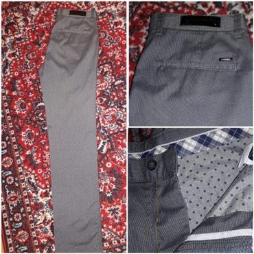 Мужские штаны между классикой и джинсы. Сост отл. размер 31 в Бишкек
