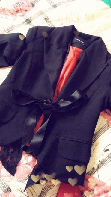 Продаю пиджак! Размер М в Бишкек