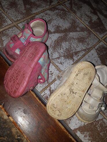 Sandalice sive 700din 25 br.Patike 1000Patofne 19br i sandale