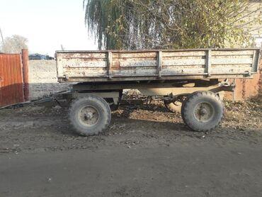 Прицеп тракторный срочна прадаю