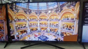 Телевизор samsung 49nu7100smart wifi,123см,Новинка! в Бишкек