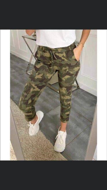 Maskirne pantalone - Srbija: Maskirne pantalone 1199din