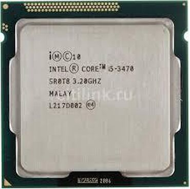 Prosessorlar - Azərbaycan: Intel® Core™ i5-3470 Processor6M Cache, up to 3.60 GHz# of Cores:4# of