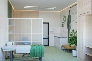 Недвижимость - Таджикистан: Сдаю!!! Медицинский кабинет под ключ 25.2кв.м. Подойдёт для всех специ