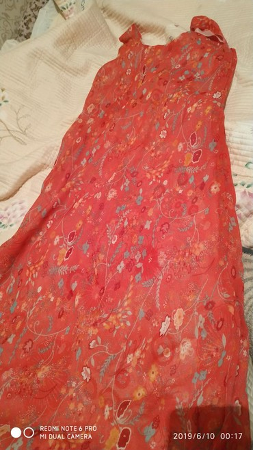 длинное платье карандаш в Кыргызстан: Длинное летнее платье