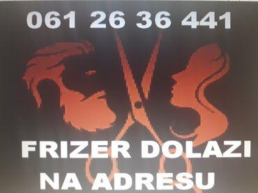 Frizerski - Beograd: Nemate vremena? Ne možete? Ne da Vam se ili jednostavno ne želite