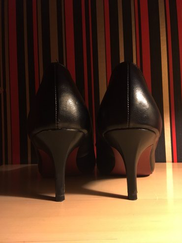 Cipele na štiklu (Deichman) broj 41 nošene JEDNOM. - Nis