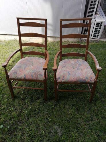 Frizerska stolica - Beograd: 2 stolice, u odličnom stanju, za više informacija pozovite, moguć