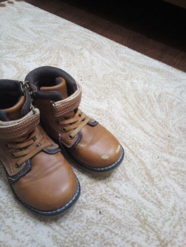 Продаю Деми ботинки на мальчика. Размер 28. Сост. Хорошее только