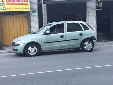 Автомобили - Бишкек: Opel Corsa 1.2 л. 2002   250000 км