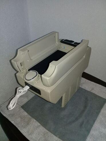 большие-машины-для-детей в Кыргызстан: Подлокотник. Универсальный. Подходит на любую машину. 3(три) выхода