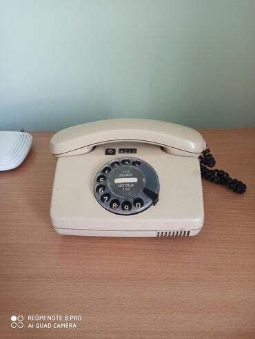 Телефон городской отлично работает  Самовывоз район Шлагбаум