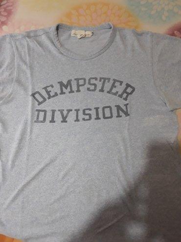 H&M muska majica, velicina M, ali vise odgovara L velicini - Valjevo