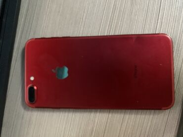 IPhone 7 Plus /128 red product в комплекте сам телефон