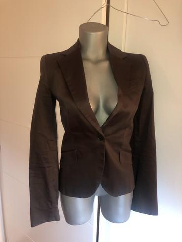 Zara-kaput - Srbija: Zara basic sako Xs velicina