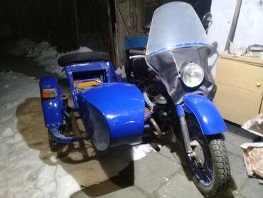 аккумуляторы для ибп volter в Кыргызстан: Продаю мотоцикл урал.С задней передачей.Один