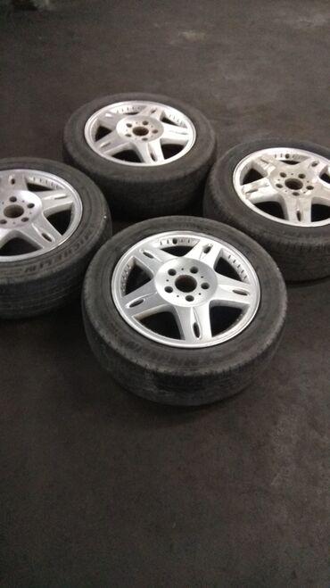 диски 18 в Кыргызстан: Диски с резиной на Спринтер 235/55/18 250$