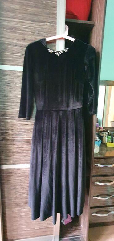 Продаю турецкое, шикарноебархатное платье  Состояние отличное   Тел