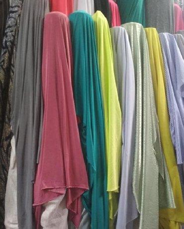ткань плюш в Кыргызстан: Ткань сатып алабыз