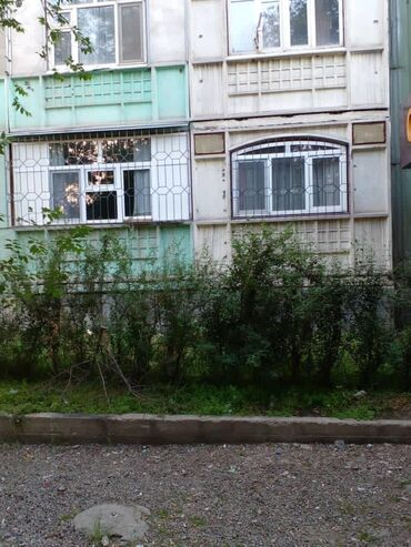 купить пластиковый шифер в бишкеке в Кыргызстан: 106 серия, 1 комната, 50 кв. м Бронированные двери, Лифт, С мебелью