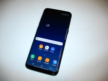 Samsung Galaxy S8-sim free,extraa,full,Midnight Black !!!!! - Belgrade
