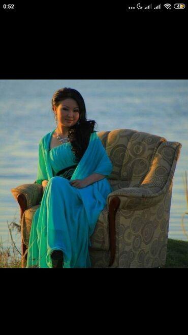 платье на повседневку в Кыргызстан: Национальная и современная платья. Можно одевать на выступление, вечер