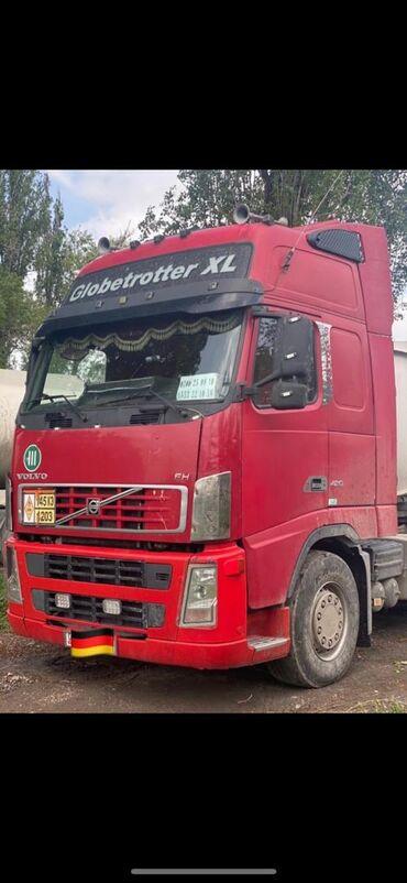 шины для грузовиков в Кыргызстан: Срочно!!! Продаётся Volvo 420 одномостовый сост хорошее, вложений не т