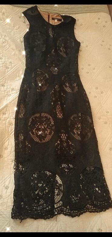 вечернее платье из франции в Кыргызстан: Продаю нарядное платье Rodimood. В размере Xs, подойдёт худеньким