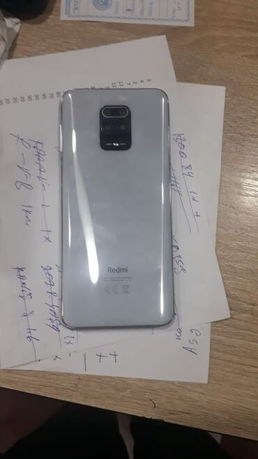 Austin montego 16 mt - Azərbaycan: Yeni Xiaomi Redmi Note 9S 64 GB ağ