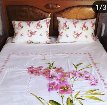 Двух спальный комплект- Ранфорс