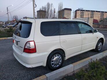 купить honda cr v в бишкеке в Кыргызстан: Honda Odyssey 2.3 л. 2002   225000 км