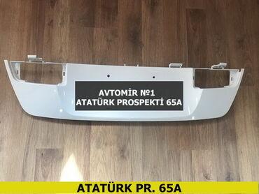arxa stoplar bu gx 470 - Azərbaycan: Toyota Prado FJ120 arxa panel 4500 modelə yaxın əlimizdə ayağaltılar