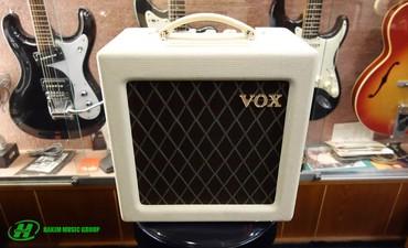 14 metrlik otaq - Azərbaycan: Vox AC4TV Tube Guitar Amp Combo - Elektro Gitar Amfi - 490AZNVox'un