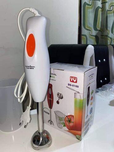 Kuhinjski aparati | Arandjelovac: Rucni blender štapni mikser 300W+Posuda za mucenje   Cena 1900din Ruc