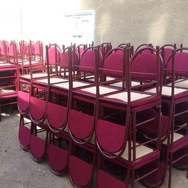 Комплекты столов и стульев в Лебединовка