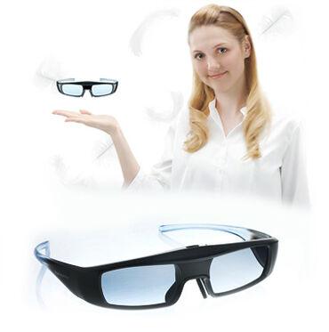 ty zhk в Кыргызстан: Очки 3D Panasonic TY-EW3D3ME для взрослыхCамые легкие в мире*