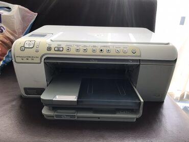 avtomobil üçün disklər - Azərbaycan: HP Photosmart C5283 Printer / skaner/ fotoprinter Çoxdan alınıb, çox a