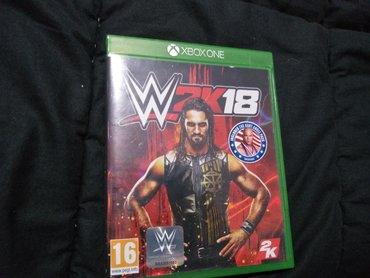 Ενα απο τα καλυτερα παιχνιδια της αγορας το WWE 2K18 Preamium edition