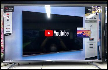 logitech hd в Кыргызстан: Новый телевизоры TCL P8 с диагональю 50 и 55 дюймов. Современный