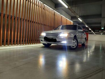 Mercedes-Benz C 180 1.8 l. 1997 | 380000 km