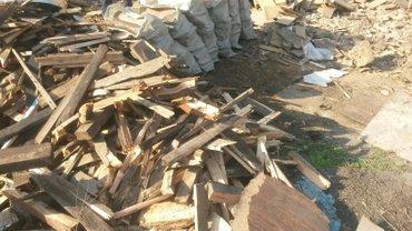Дрова. дрова сухие, мешки большие в Бишкек