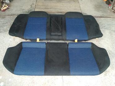 Тюнинг - Кыргызстан: Продам сиденье Recaro с Mitsubishi evolution. Срочно