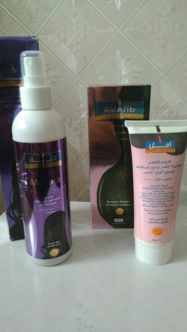 Шампунь для волос,крем для волос,спрей в Бишкек