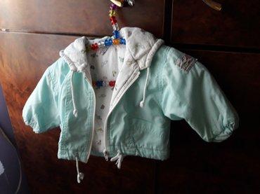 Tanja jakna za vasu bebu br.68 - Beograd