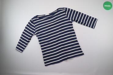 Детский мир - Киев: Підліткова смугаста футболка Zara    Бренд Zara  Колір синьо-білий Дов