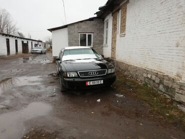 audi a8 28 at в Кыргызстан: Audi A8 4.2 л. 1997