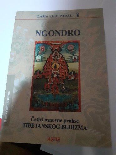 Knjige, časopisi, CD i DVD | Pozega: Cetri osnovne prakse Tibetanskog budizmaLama Ole NidalNovo izuzetno