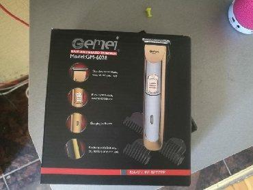 бальзамы лосьоны после бритья в Азербайджан: Gemei мужская машинка для бритья